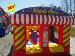 NEW Kid in a Candy Store 40ft Obstacle - Sweet!