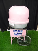 Cotton Candy Machine with Classic Cart