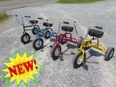 NEW Jumbo Tricycles