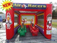 2 player Air Racer game