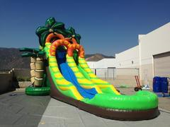 Amazon Falls 18ft Dry Slide