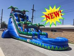 22' Big Crush Water Slide