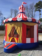 NEW Carnival Themed Bounce House