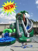 NEW 27' Coconut Falls Water Slide