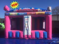 Carnival Treat Shop Fun Food Inflatable Concession Stand
