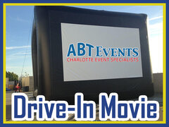 Drive-In Movie Cinema