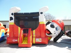 Fire Dog Belly Bouncer