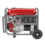 3500 watt gas generator great for single inflatables
