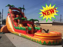 NEW 22' Hot Tamale Water Slide