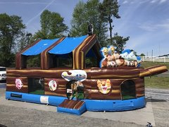 Noah's Ark Toddler Town Playhous
