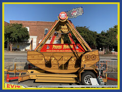 Pirates Revenge Swing Carnival Ride
