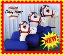 Pony Hops size Medium 7 to 13 yrs old