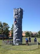 26' 5 Climber Rock Climbing Wall Rental