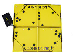 NEW SlingShot Carnival Game Rental  2-4 player