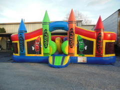 CRAYON TODDLER PARK