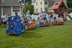 ABT Express Jr electric Trackless Train