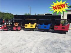 NEW Trackless Train