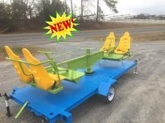 NEW Wizzer Carnival Ride Rental