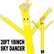 yellow Sky Dancers advertising rental