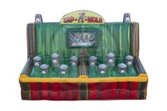 NEW Inflatable Zap A Mole Interactive Game  Whack A Mole