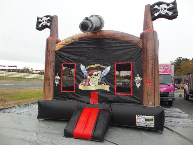 Pirate 15x15 Bounce House