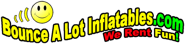 Bounce A Lot Inflatables Logo
