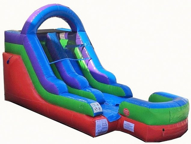 *NEW* 12ft Little Splash Water Slide - UNIT #519 - DCF APPROVED!