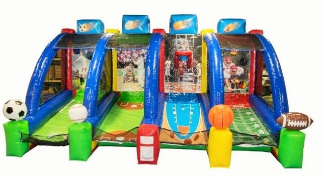 *NEW* Four Way Play Sports - UNIT #336