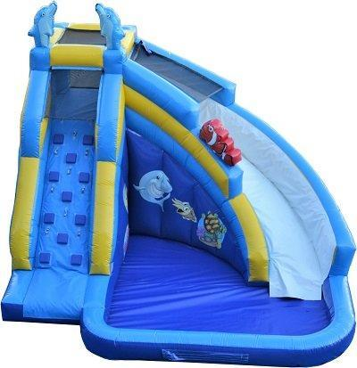 *NEW* 14ft Sea Themed Water Playground - UNIT #548