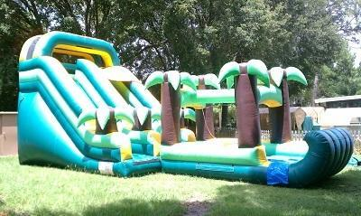16ft Tropical Blast Water Slide *Inner Tube Ride* - UNITS #502+524 - DCF APPROVED!