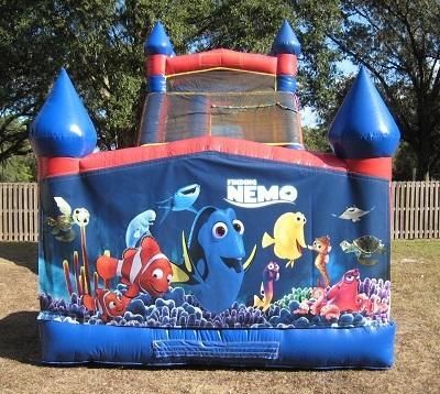 18ft Nemo Dry Slide - UNIT #528