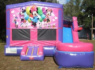 Minnie Mouse 6 in 1 Pink Ultimate WET Combo - UNIT #221