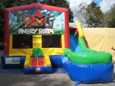 Angry Birds Multi colored 6 in 1 Ultimate DRY Combo - UNIT #217