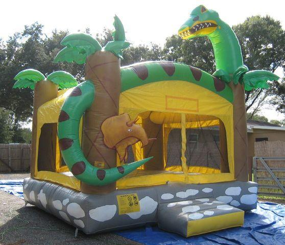 15ft X 15ft Dinosaur Bounce House Tampa