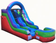 **NEW** 12ft Little Splash Water Slide - UNIT #519 - DCF APPROVED!