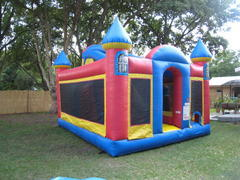 9in1 Back Yard 71ft Obstacle Course - UNIT #404