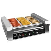 "** NEW  ""The BIG Dog"" 30 Hot Dog Roller Grill Cooker"