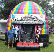 *NEW* Disco Dome w/ Sound & Lighting System - UNIT #338