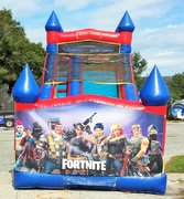 18ft Fortnite Dry Slide - UNIT #528
