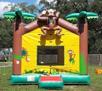 *NEW* Jungle Monkey Bounce - UNIT #119