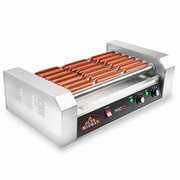 "** NEW  ""The Little Dog"" 18 Hot Dog Roller Grill Cooker"