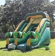 16ft Tropical Dry Slide - UNIT #502