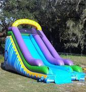 18ft Sunrise Dry Slide - UNIT #542