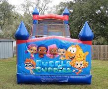 18ft Bubble Guppies Dry Slide - UNIT #528