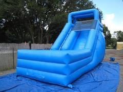 18ft Big Blue Dry Slide - UNIT #505