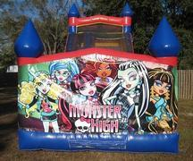 18ft Bratz Monster High School Dry Slide - UNIT #528