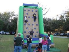 25ft Rock Climbing Wall - UNIT #315