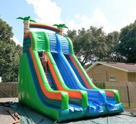 30ft Tropical Dry Slide - UNIT #512