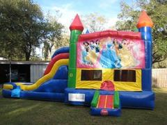 Princess  Multi Colored  5 in 1 Castle DRY Combo - UNIT #220