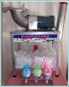Snow Cone Machine w/ 50 servings